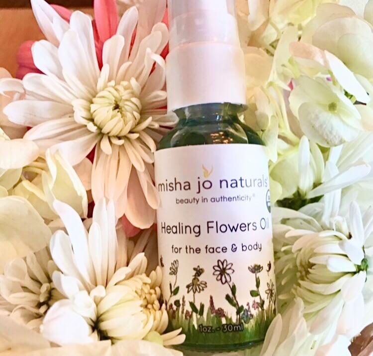 Healing Flowers Oil